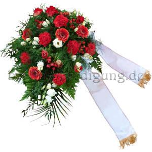 Blumengesteck für Trauerfeier und Beerdigung