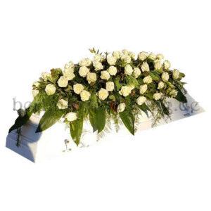 Blumenschmuck Sarg