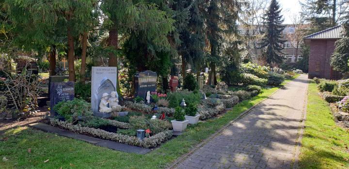 Friedhof Marienfelde