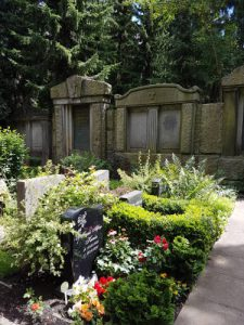 Friedhofsgelaende