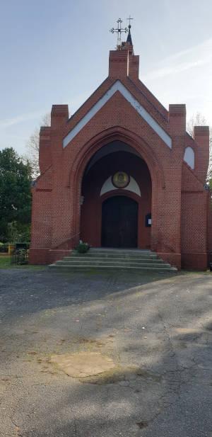 Friedhofskapelle Emmaus für Trauerfeier Stiller Abschied