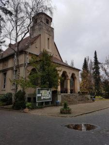 Friedhofskapelle Lichterfelde