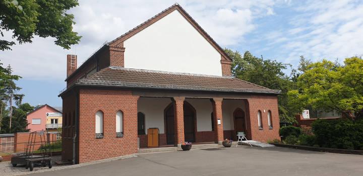 Friedhofskapelle in Zehlendorf