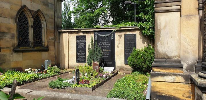 Grabanlage-Beerdigungen
