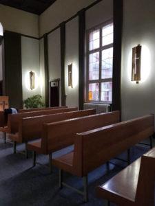Sitzreihen-Kapelle