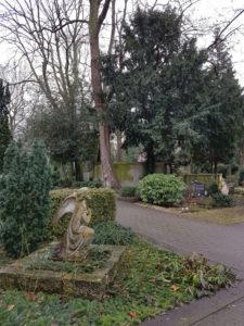 Skulptur-Friedhof
