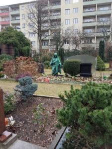 Statue-Friedhof